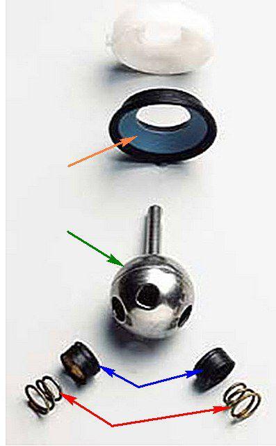 Где могут быть неполадки в клапанном механизме?