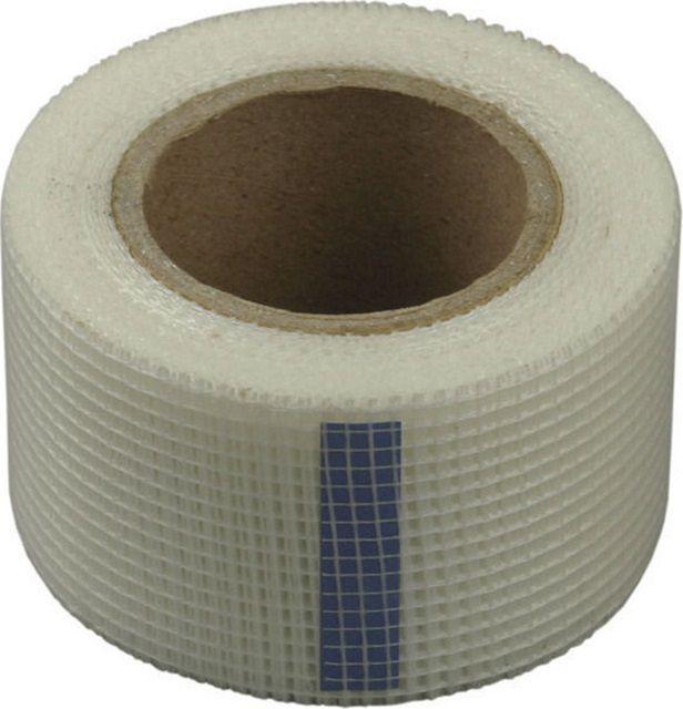 Сетчатая лента-серпянка потребуется для шпатлевания стыков
