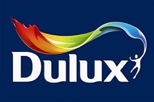 Фирменный торговый знак британской компании «Dulux»