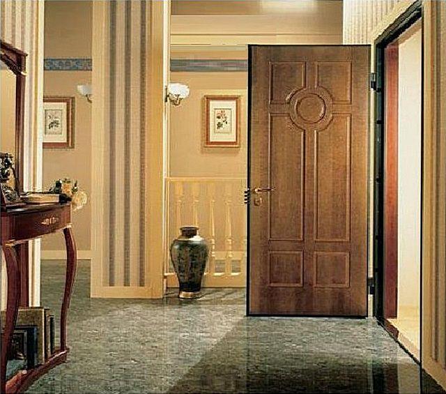 продажа входных элитных дверей в жилой дом в коломне