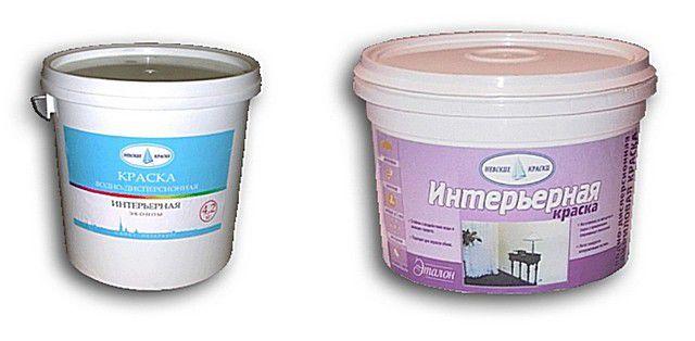 """""""Невские краски"""" уже составляют конкуренцию импортным образцам"""