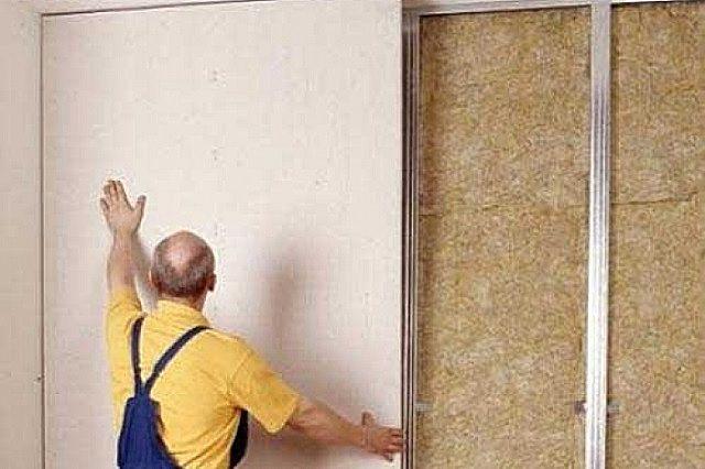 Отделка гипсокартоном стен своими руками