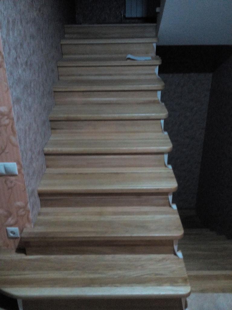 Фото 7. Готовые ступени