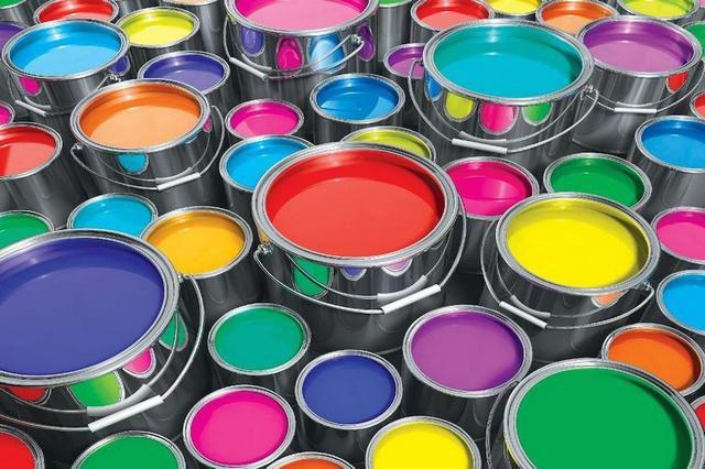 Краска - это возможность цветового разнообразия