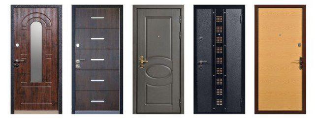Входная дверь в квартиру какую выбрать