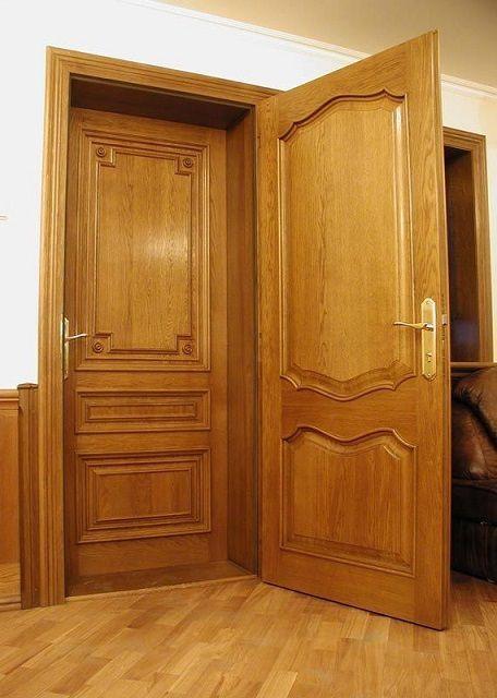 Как сделать дверь из досок своими руками