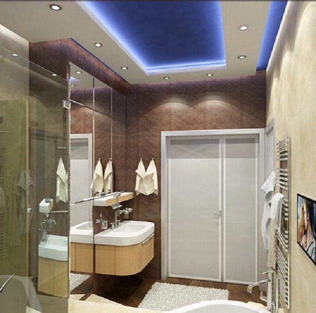 Ленточная светодиодная подсветка способна преобразить интерьер помещения