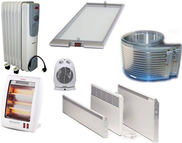 Электрообогреватели для дома энергосберегающие