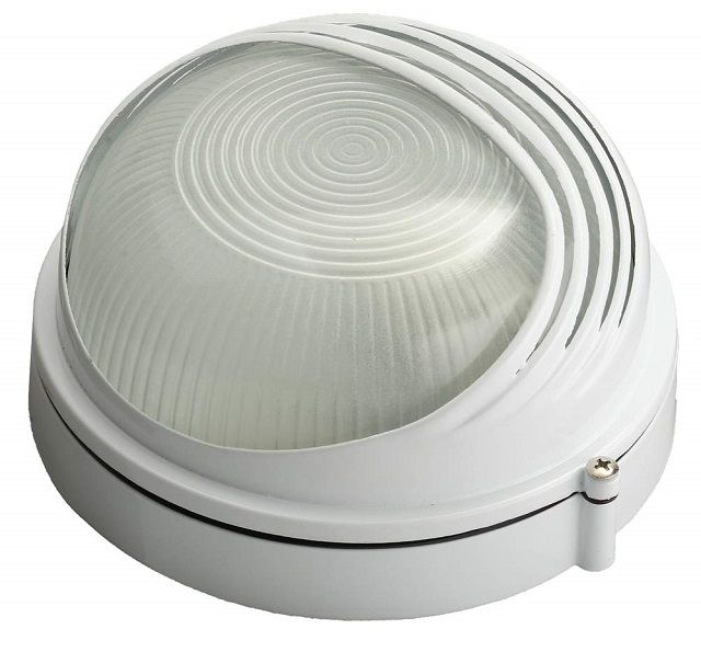 Светильники, защищенные от влаги, должны иметь герметичный корпус.
