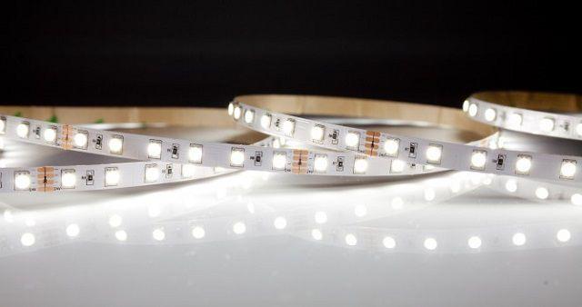 Очень оригинальные решения по дополнительной подсветке позволяет воплощать светодиодная лента