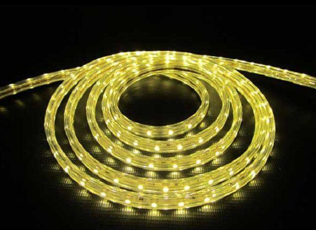 У светодиодных лент тоже должен быть указан класс защищенности