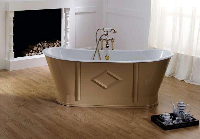 Фаянсовые ванны - возврат к старым традициям