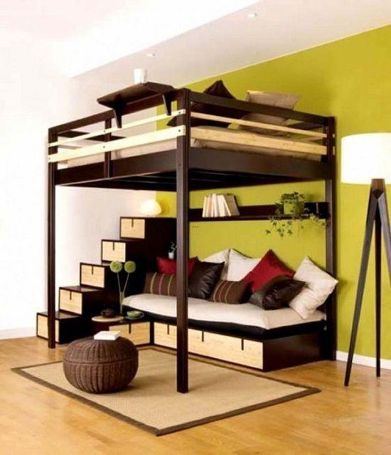 Безусловно, нужно предусмотреть все нюансы удобства и безопасности пользования такими кроватями