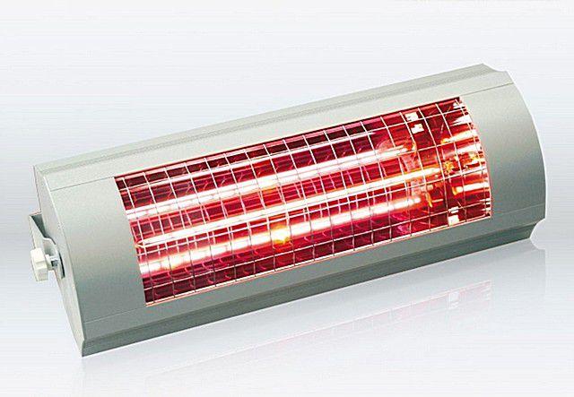 Высокой эффективностью отличаются инфракрасные обогреватели