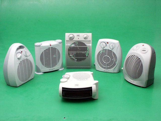"""""""Семейство"""" бытовых компактных тепловых вентиляторов"""