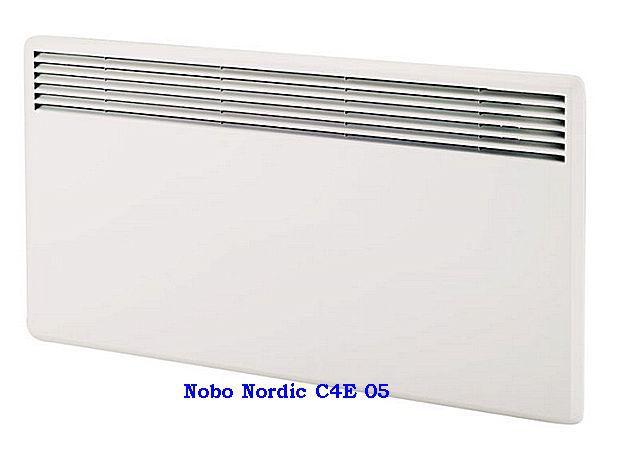 Конвектор модели «Nobo Nordic C4E 05»