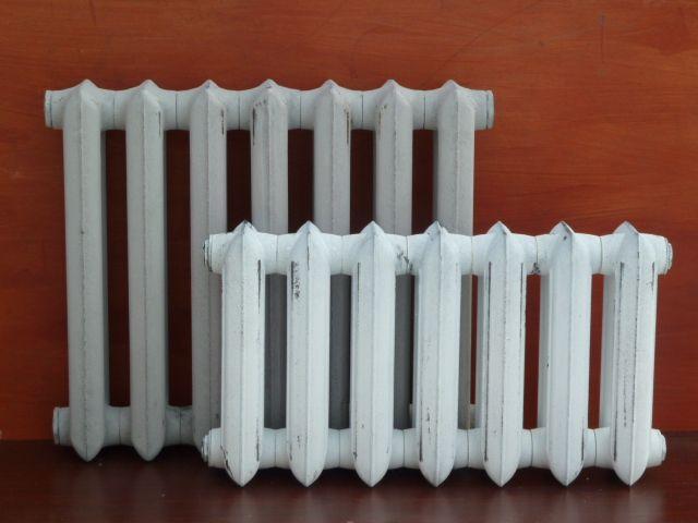 Радиаторы МС-140 могут иметь разное межосевое расстояние - 500 или 300 мм