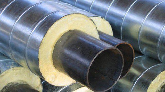 Предизолированные трубы для надземной прокладки