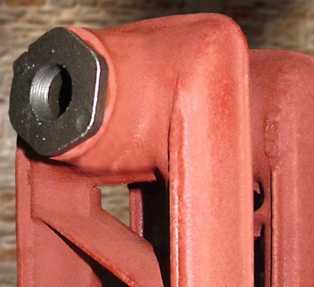 Радиатор МС-140 с внутренним оребрением