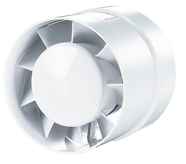Осевой вентилятор канального типа