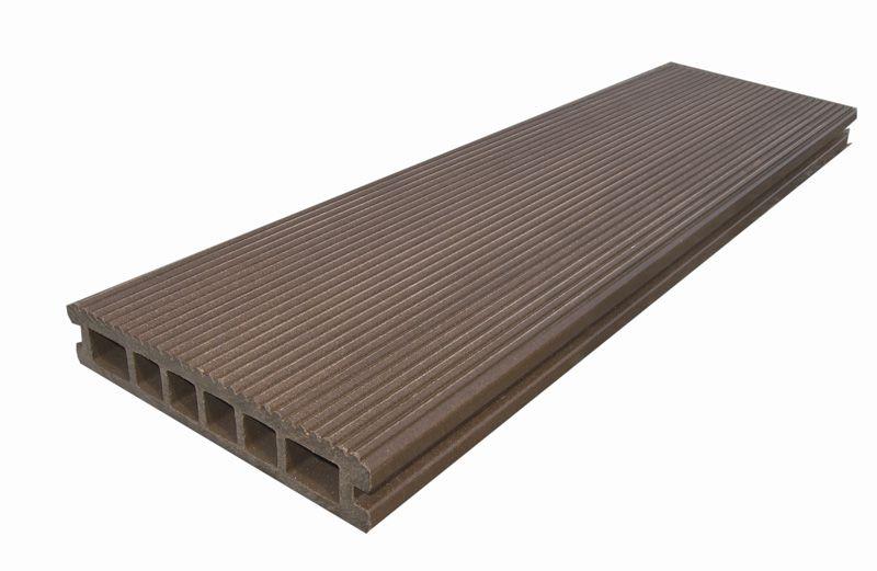 Террасная доска из древесно-полимерного композита
