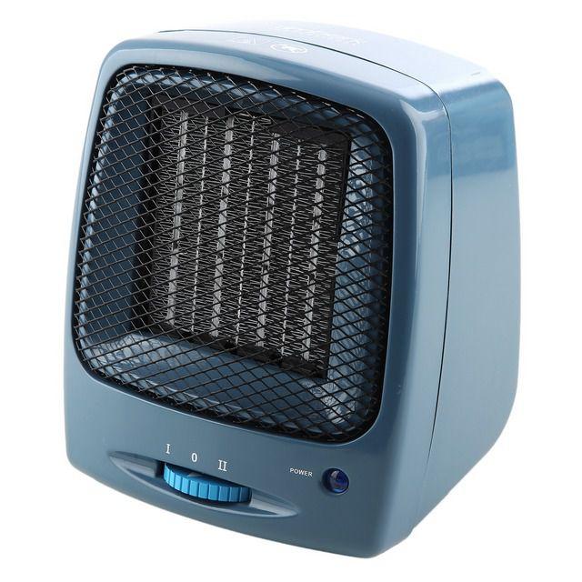 Компактный тепловентилятор с керамическим нагревательным элементом