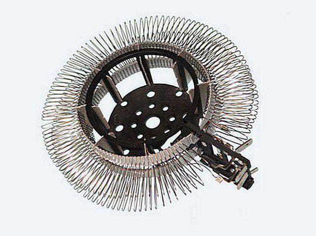Открытая нагревательная спираль