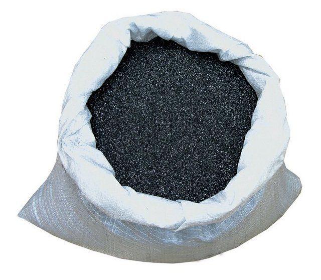 Сорбционная засыпка из гранулированного активированного угля