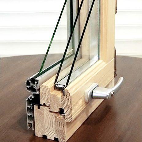 Наиболее часто применяемая схема финского окна