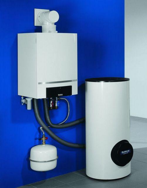 Использование бойлера косвенного нагрева потребует дополнительного резерва мощности котла