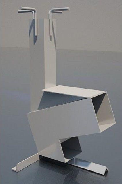 """Печь-ракета модели """"Антошка"""""""