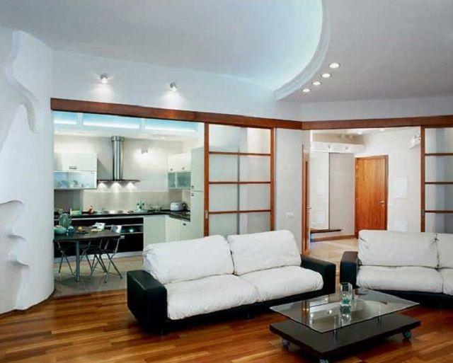 Капитальный ремонт предполагает кардинальное изменение облика квартиры