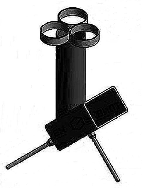"""Печь """"Робинзон"""" можно или скопировать с заводской модели, или внести некоторые дополнения"""