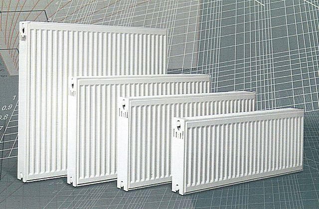 """Несколько моделей панельных радиаторов """"Конрад"""""""
