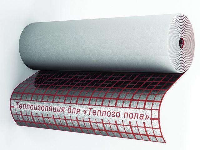 Самое простое, но не всегда подходящее решение - использовать рулонный фольгированный утеплитель на основе пенополиэтилена