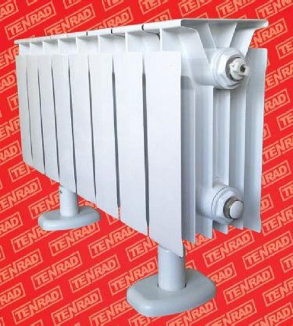 Оригинальная напольная модель алюминиевого радиатора