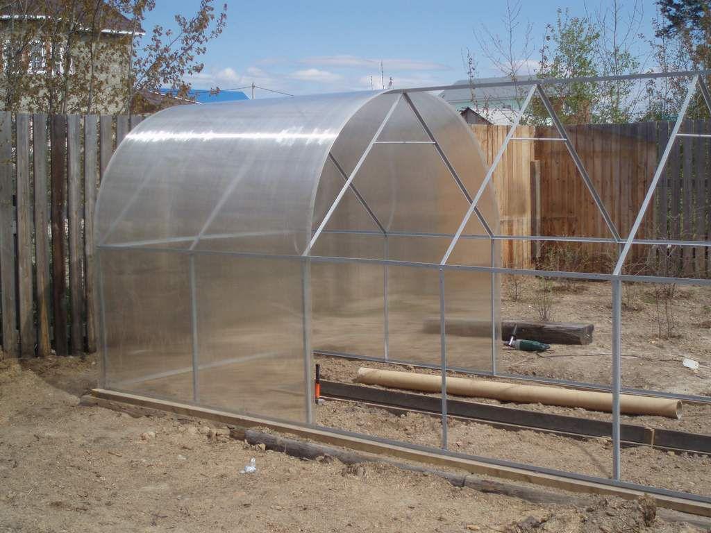 Солнечный вегетарий - теплица нового типа: как построить вегетарий Иванова своими руками