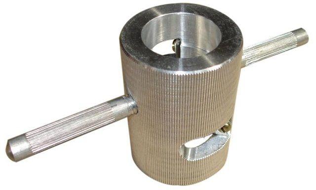 Ручной шейвер - инструмент для зачистки труб с алюминиевым армированием
