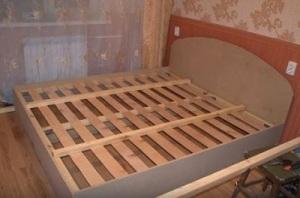 Переделанная кровать своими руками