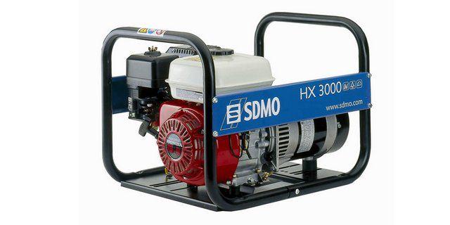 Отличные мини-электростанции выпускает французская компания «SDMO»
