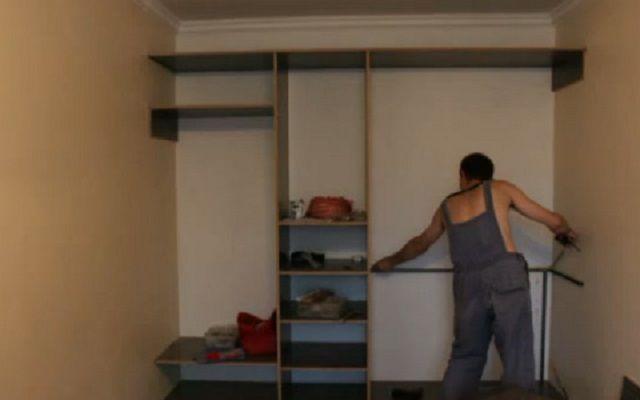 Шкаф купе сделать в домашних условиях