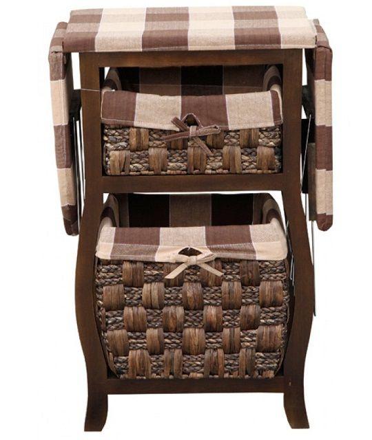 Компактная и удобная в быту гладильная доска-комод