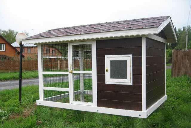 Особых требований, кроме утепленности, к конструкции крыши не предъявляется