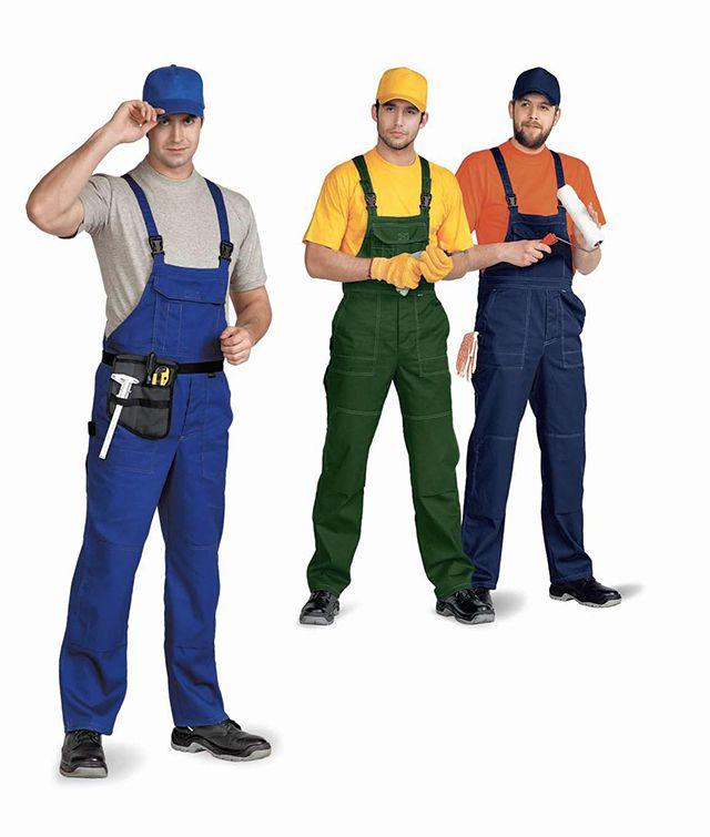 Пример хорошей рабочей одежды