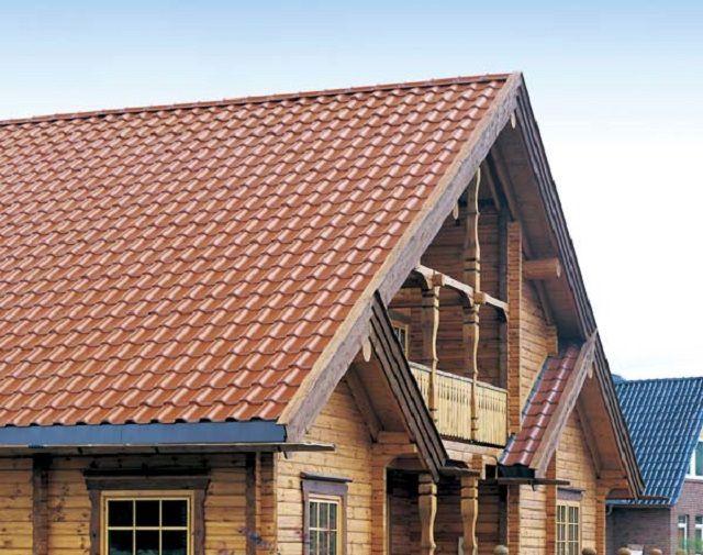 Двускатная крыша: стропильная система под металлочерепицу