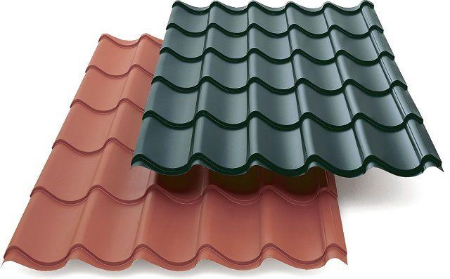 Основой для производства металлочерепицы является металлический, чаще всего – стальной лист