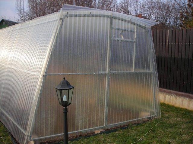 Отличное решение для надежных и прочных теплиц и парников