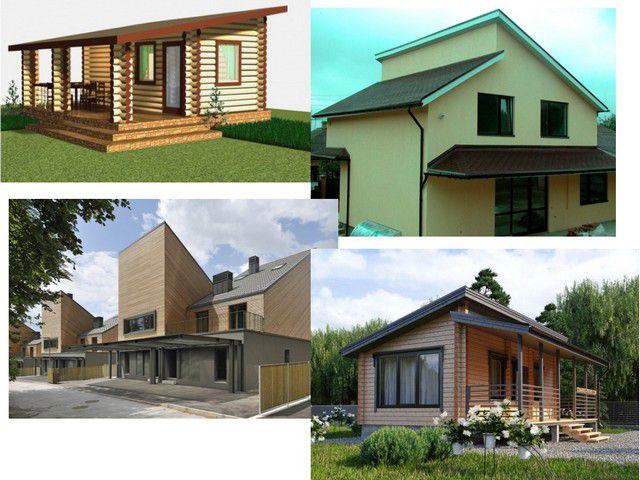 В сети можно отыскать немало проектов жилых домов, в которых основной акцент делается именно на односкатную системы крыши