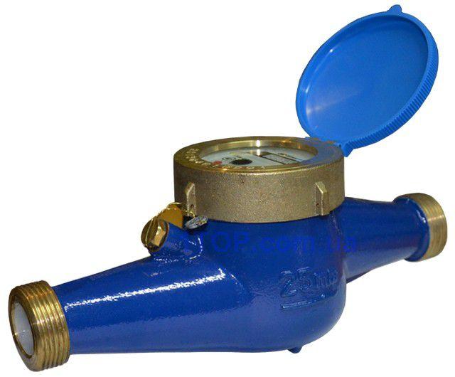 Многоструйный счетчик для холодной воды