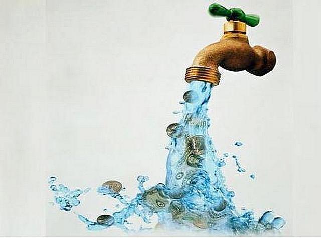 Первичные затраты на покупку и установку водомера должны полностью окупиться уже спустя полгода!